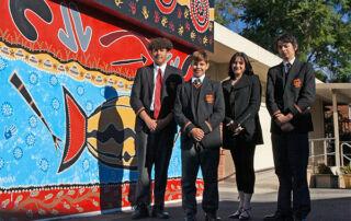 National Reconciliation Week: Wandana mural unveiled
