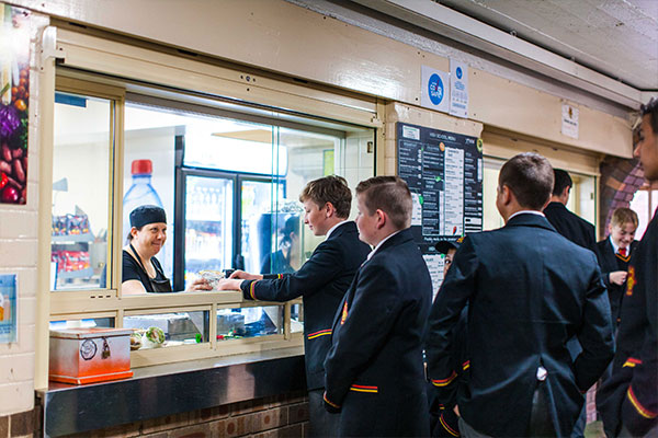 Marist College Eastwood Canteen
