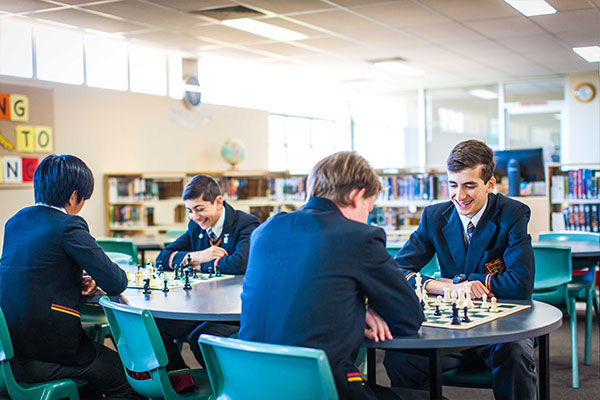 Marist College Eastwood Chess