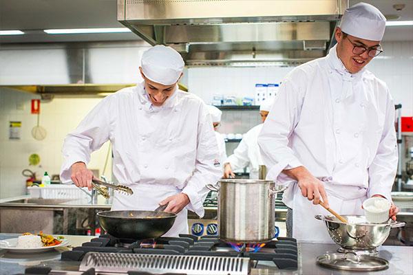Marist College Eastwood Kitchens