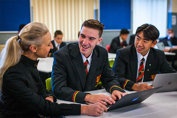 Marist College Eastwood Learning and Achievement