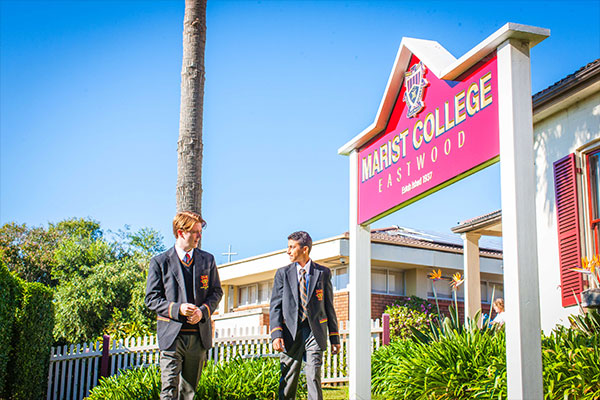 Marist College Eastwood Visit our college