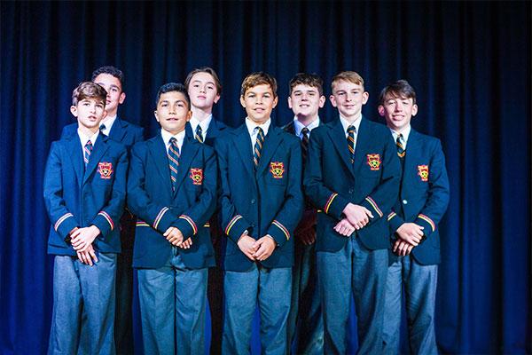 Marist College Eastwood Choir
