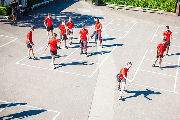 Marist College Eastwood Sport