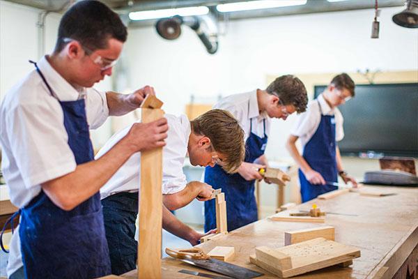 Marist College Eastwood Woodworking